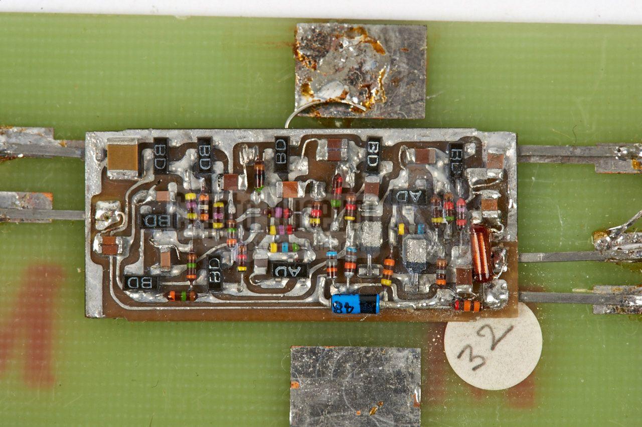 Srt 153 Enclosure Electronics Circuit Components Printed Boards Modulator