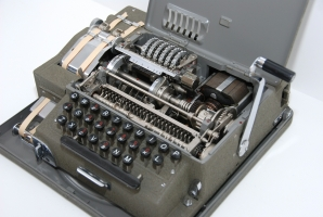 The BC-38 cipher machine