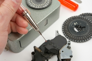 Restoring and preserving historical cipher machines