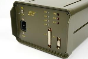 TST-4043 front panel
