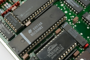 MSC 800 processor on the crypo board of the TST 4043