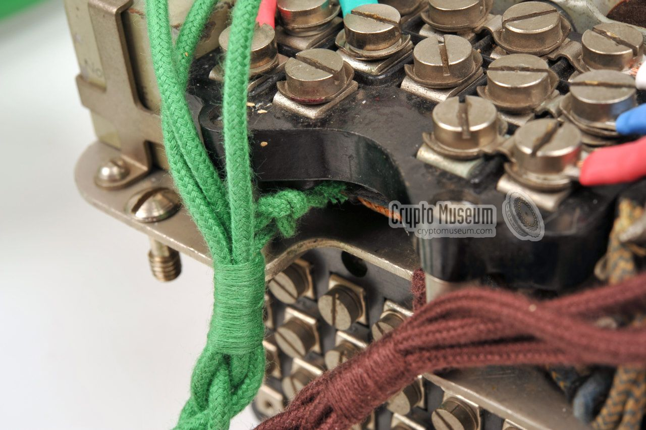 Secraphone Phone Handset Wiring Diagram Tie Knotting Of The Cable