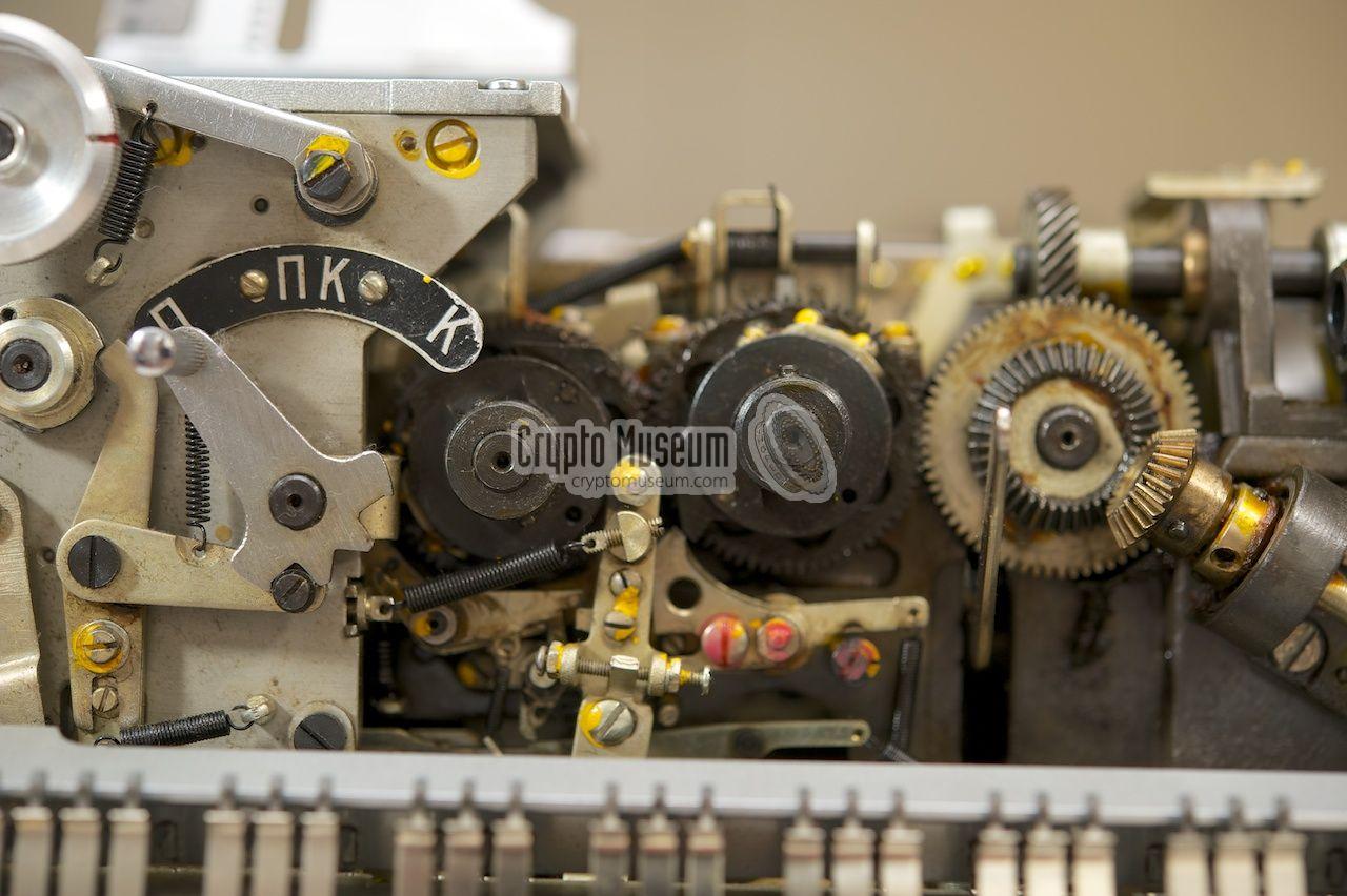 engine setting machine mechanism