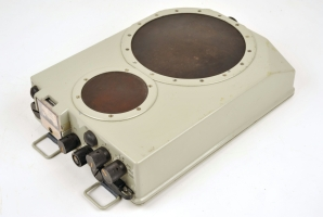 Czechoslovak MRP-4 radar locator. Click for more information.