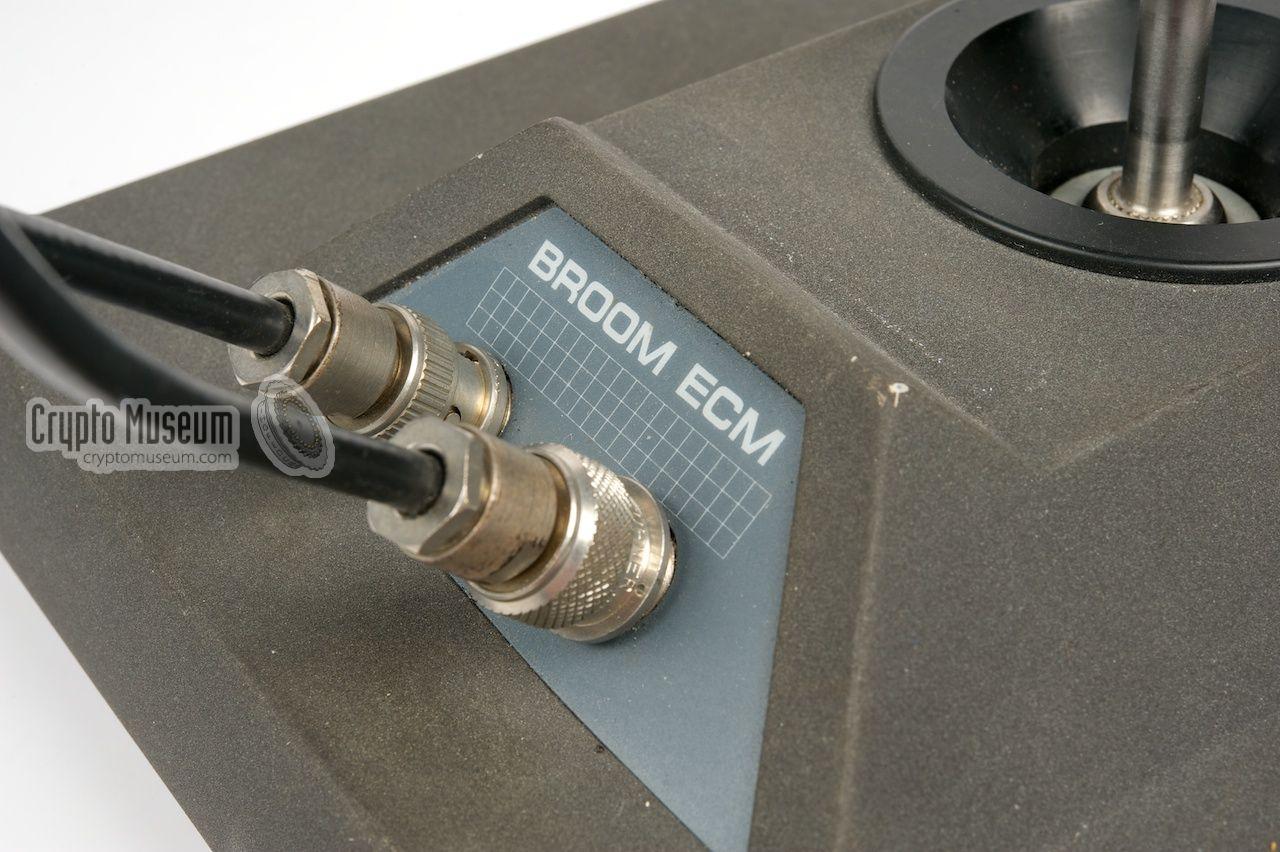Scanlock Broom ECM