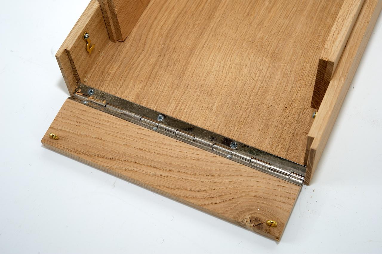 Wooden Case For Enigma E