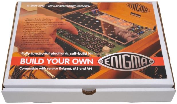 Enigma-E Electronic Kit