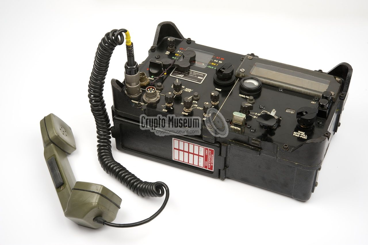 Tar 224a Case 224 Wiring Diagram With Standard Nato Issue Handset